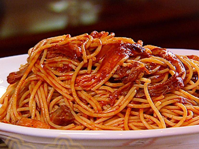 Main Dish: Grilled BBQ Spag