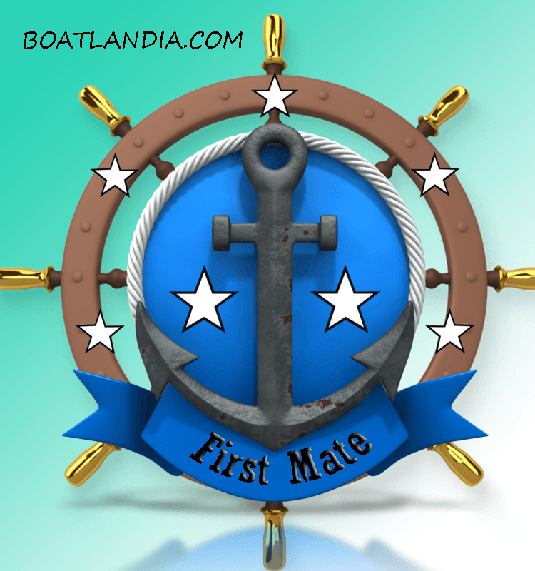 first mate badge