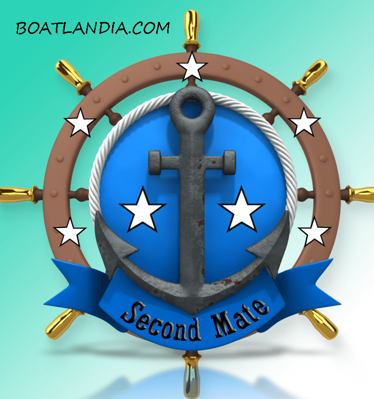 second mate badge